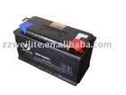 12V 100AH DIN Standard MF Car Battery