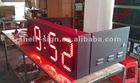 IR RF wireless control led gas price signs