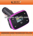 LCD STEREO CAR FM TRANSMITTER FOR MP3 Player