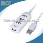 4 Ports USB Slim Hub Driver 2.0(IMC-PJUSB-0877)