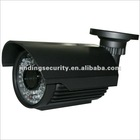 2.8-12mm 2.0megapixel 50M Outdoor camera with color ccd JD-WP1101