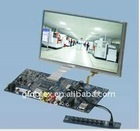 SEETEC 7 inch LCD SKD Module with Touchscreen and Industrial Application
