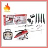 qs8005 Deluxe 105cm big rc helicopter Gyroscope Metal Frame RC Helicopter Toy with LED light helicopter radio control QS8005