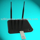 Bluetooth Advertising Solutions long range with WiFi