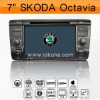 2Din 7inch HD Car DVD Navigation with Radio interface for SKODA OCTAVIA