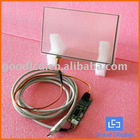 7 inch touch panel for lcd display and lcd module