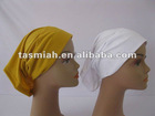 109# Muslim lady Bonnet islamic women hats Muslim Sacarf