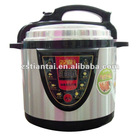 Electric sensor touch pressure cooker