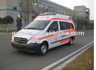 Vito 119 Advanced type benz ambulance