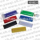 1010C-1 10-hole c-tone blues transparent plastic Harmonica(plastic bag)