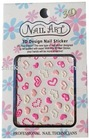 3D Nail Sticker WF-11