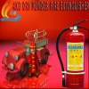 Portable ABC Chemical Powder Fire Extinguisher
