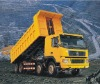 DAYUN DYX3311-8X4 Dumper Truck