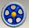 trolley wheel toy wheel eva wheel