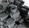 iron valve housing die casting aluminum sand casting