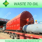 2012 hot sale waste tyre pyrolysis oil