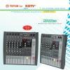 KOTV KT-806USB professional raw stage mixer