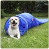 Pets training sport tunnel tent