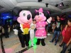 hot sale advertisement inflatable movable cartoon characters