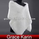 Faux Fur Fabric Shrug Wedding Bridal Shawls CL2619