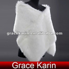 Faux Fur Fabric Shrug Wedding Bridal Shawls CL2619