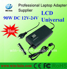 90W Universal AC Adapter for LCD Monitor Color Packaging
