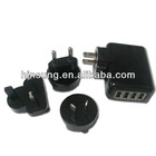 USB universal travel adaptor plug
