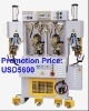 Two cold and two hot counter moulding machine