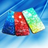 3D diamond color screen protector for iphone