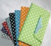 Polka dot leather case for Samsung galaxy Note2 N7100