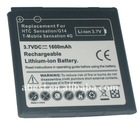 mobile phone battery for HTC Sensation HTC G14