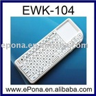 Bluetooth Mini Wireless Keyboard with Touchpad