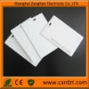 proximity card RFID clamshell card thickness card