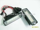 LED Kennzeichenbeleuchtung Modul E39 E60 E61 E70 E71 E82 E88 E90 E91 E92 E93