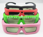 2011 Competitive price Hot sale Shutter cinema 3D Glasses