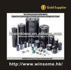 aluminum electrolytic capacitor 470UF 450V