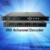 IRD 4Channels Decoder
