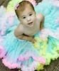 baby kids children's TUTU skirt dress colorful TSL03