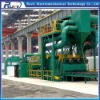 Steel Plate Shot Blasting and Painting Processing Line