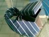 Microfiber stripe gift necktie
