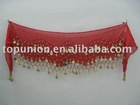 New Sequins Coin Belly Dance Hip Scarf Belt