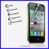 anti-glare +anti-dust+anti-scratch professional screen guard for iphone4s/4/3