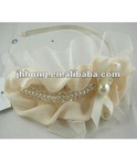 handmade headband with pearl chiffon wholesale