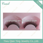 Party eyelash women eye lashes black eyelashes for show