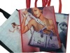 2011 Hot sales sublimation promotional shopping bags