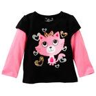 ICT 5517 girl long-sleeve T-shirt