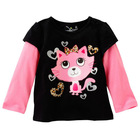 ICT 5517 girl long-sleeve T-shirt