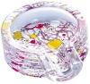 Cartoon Bear Glass Ashtray