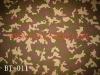Desert Camouflage Uniform Fabric