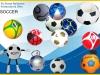 Pu Stress Soccer Balls